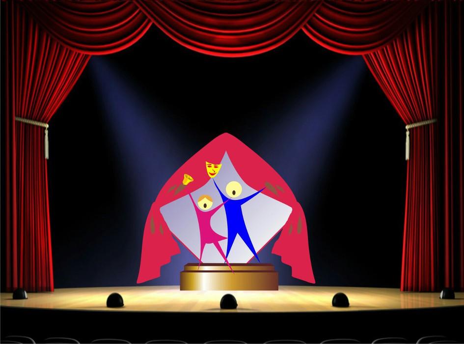 хочется иллюстрации о театре как легенда